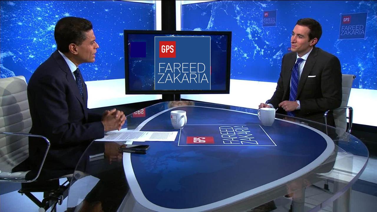 Fareed Zakaria and Andrew Sorkin