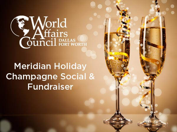 Meridian Holiday Champagne Social