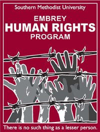 Embrey Human Rights Program at SMU