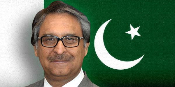 His Excellency Jalil Abbas Jilani