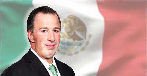 His Excellency Jose Antonio Meade Kuribrena
