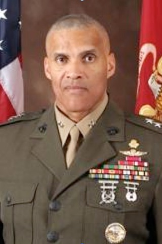 Major General James Williams USMC (retired)