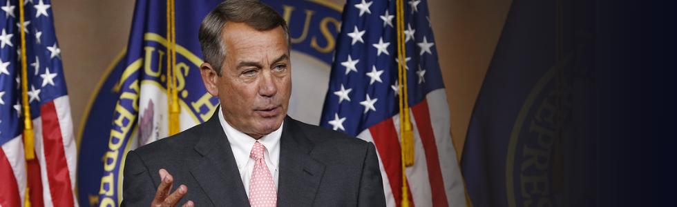 John Boehner - On the House