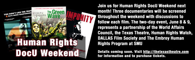 Human Rights DocU Weekend