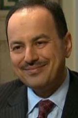 Ambassador Eklil Hakimi