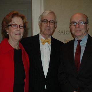 Roland with Senator Chambliss